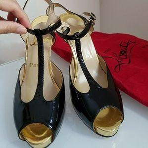 Christian Louboutin Shoe Size 39